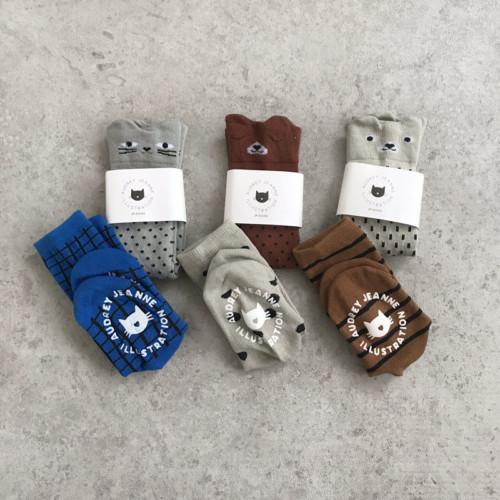 Audrey Jeanne Baby socks